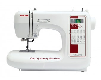 Janome CXL301 Sewing Machine BEST SELLER