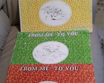 From Me -To You Pattern Books