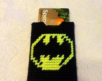 Batman  Gift Card Holder
