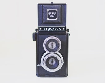 Vintage Argus Argoflex | Twin Reflex | Old Camera | Antique | Collectible | Home Decor | Photography