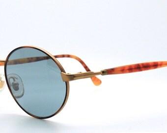GUCCI 1331 Vintage Designer Oval Sunglasses NEVER WORN