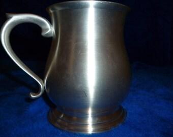 Royal Senlangor pewter mug