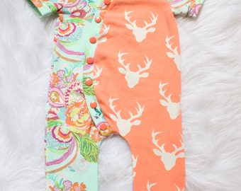 READY TO SHIP / 3-6 months / Pants Length