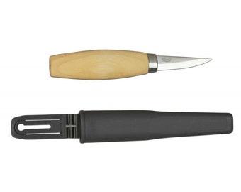 Mora 120 Wood Carving Knife