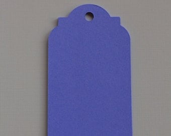 10 GIFT TAGS/ any COLOR