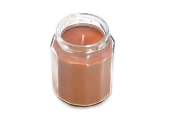 Egyptian Amber Scented Candle in 9  Twelve Sided Jar