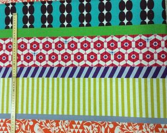 Echino Gara for Kokka cotton linen fabric JGA-95210