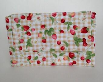 Cute Cotton Wallet by Jenny K Designs