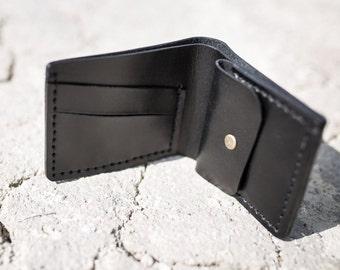 Small wallet, leather billfold, mens wallet, womens wallet, minimalist wallet, leather wallet women, leather wallet purse, pocket wallet