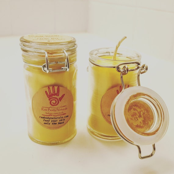 Air Purifying Beeswax Candles
