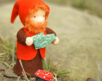 Waldorf toy // Waldorf gnome // faire tailes// Waldorf doll// Nature table