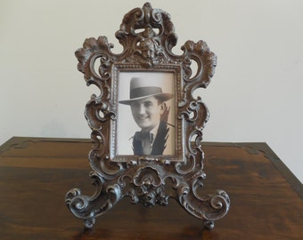 Beautiful antique picture frame