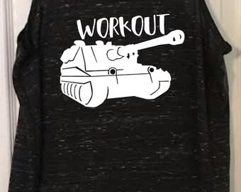 """Workout """"Tank"""""""