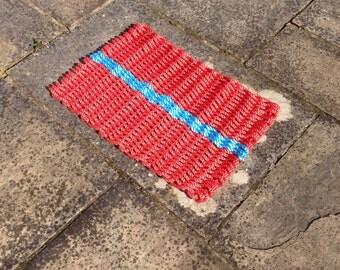 Statement Handwoven Float Rope Doormat SALE