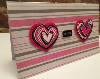 Valentine's Day // Swoon Card