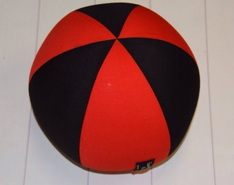 Balloon Ball Fabric, Balloon Ball Cover, Portable Ball, Travel Ball, Inflatable, Sensory, Special Needs, Essendon, Bombers, Footy team, Kids