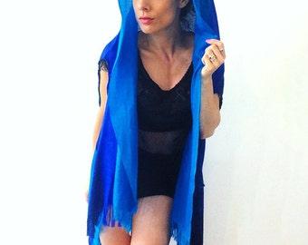 Blue Scarf Weap