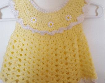 Girls Daisy Sun Dress