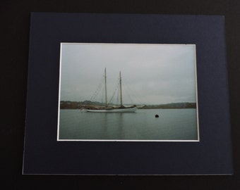 Color Photography Sailing Ship Fine Art Photography Gift Ideas Art
