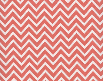 Rectangle Pillow, Cosmo Chevron Coral