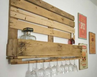 Unique Wine Glass Rack Related Items Etsy
