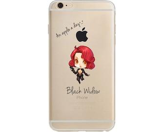 iPhone 6/6s  Black Widow