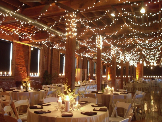 164 feet 400 led string fairy lights wedding garden party xmas like this item aloadofball Image collections
