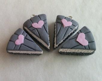 The Companion Cake, Portal inspired cake