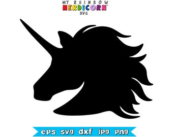 Unicorn Cameo Etsy