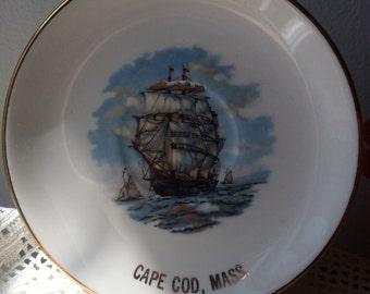 Vintage Cape Cod Plate