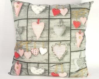 Handmade by Unique Edge Decorative Cushion