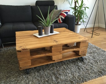 Table pallets