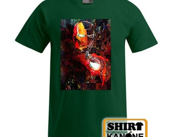 Iron Man 4 T-Shirt