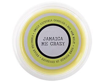 Jamaica Me Crazy Scented Wax Melt