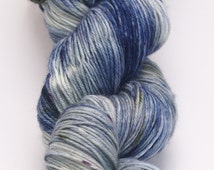 Hand Dyed Yarn - Everyone Brave is Forgiven
