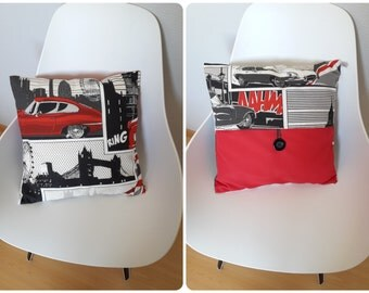 Cushion reasons comic strip vintage