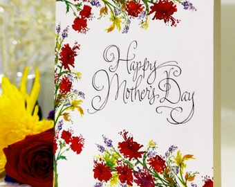 Original  Mother's Day Cards - Limited edition.