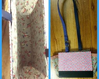 Hardcover Handbags: Reader's Digest Condensed red white blue