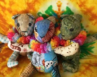 Small Bear Multicolor (NO CHOICE)