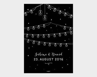 Poster / wedding no.. 2