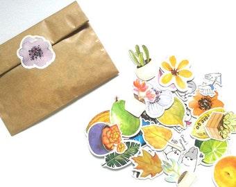 Sticker mix bag