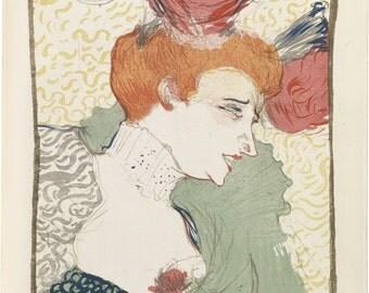 Toulouse Lautrec - Lender