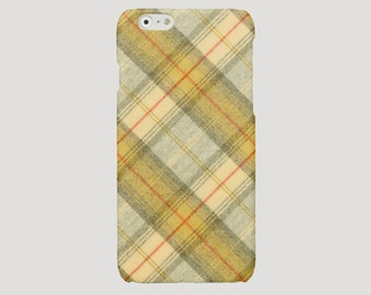 Plaid phone case iPhone 6 case textile iPhone 6 Plus case texture iPhone 5s cover fabric iPhone 4 4s case Samsung Galaxy S4 S5 S6 case