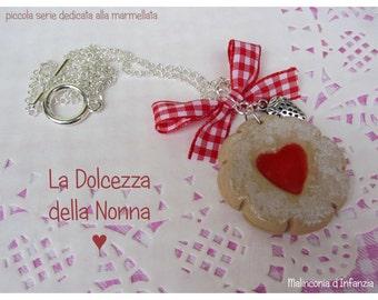 "♥ Miniature ""sweet biscuit""-Malinconiadinfanzia-Handmade"