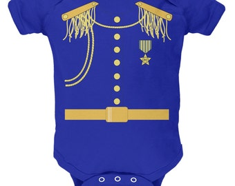 Halloween Prince Charming Costume Royal Soft Baby One Piece