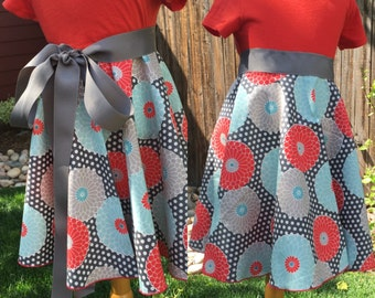 4t twirl dress with Sash