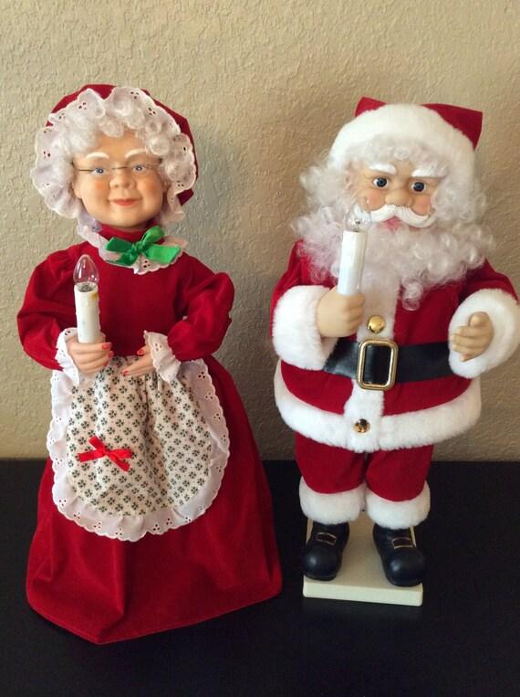 Christmas animated santa claus