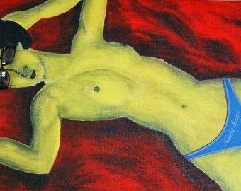 Amedeo Modigliani by Umberto