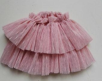Chiffon Skirt Pink Pullip Lolita
