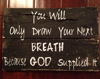 God sign